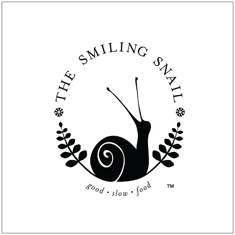 The Smiling Snail - logo